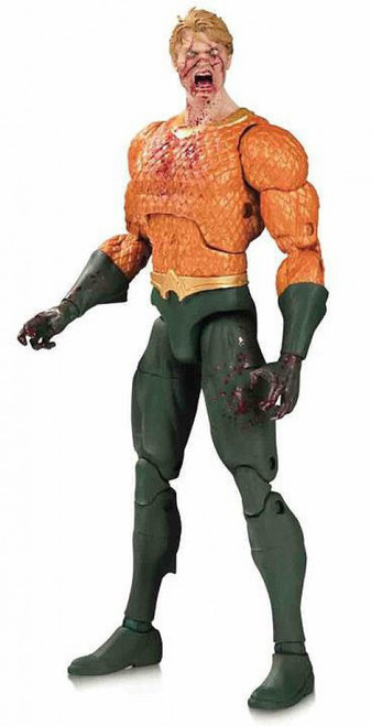 DC Essentials Aquaman Action Figure [DCeased] (Pre-Order ships January)