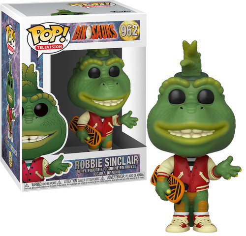Funko Dinosaurs POP! TV Robbie Sinclair Vinyl Figure