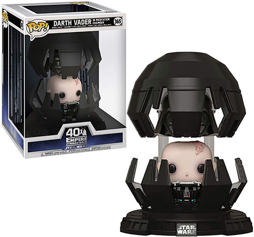 Funko POP! Star Wars Darth Vader in Meditation Chamber Deluxe Vinyl Figure #365