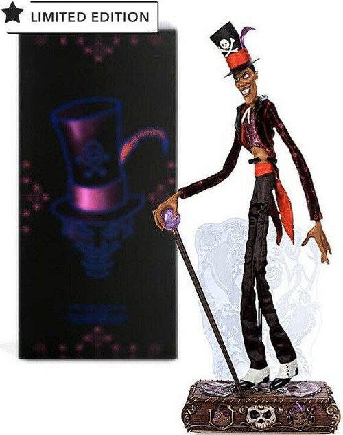 Disney The Princess and the Frog Dr. Facilier Exclusive 20-Inch Resin Figure [Only 1,500 Made!, Very Slighty Damaged Package]