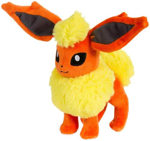 Pokemon Flareon Exclusive 7-Inch Plush