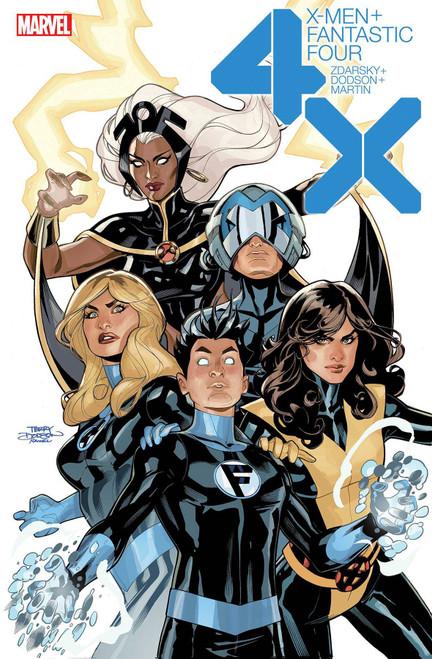 Marvel X-Men & Fantastic Four #1 of 4 Comic Book