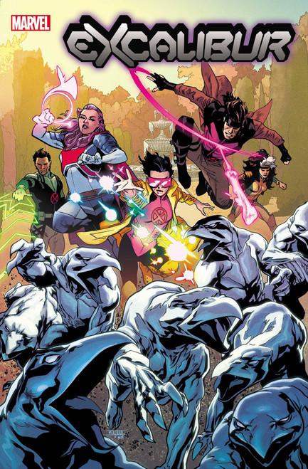 Marvel Excalibur #7 Comic Book