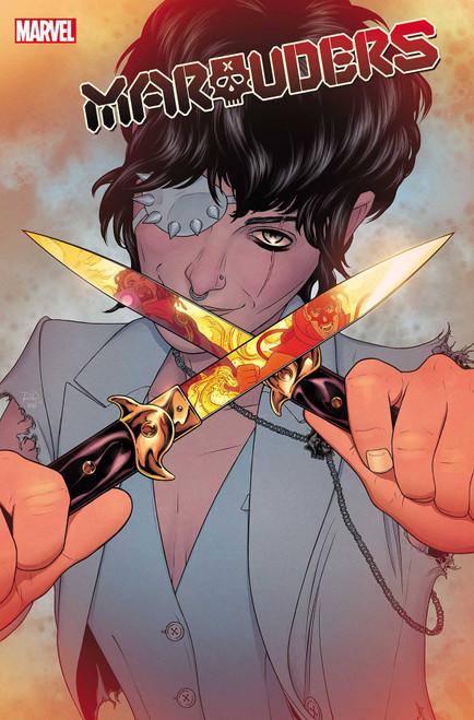 Marvel Marauders #7 Comic Book