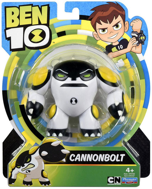 Ben 10 Basic Cannonbolt Action Figure [Damaged Package]