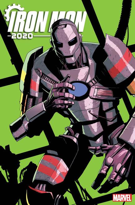 Marvel Comics Iron Man 2020 #2 of 6 Comic Book