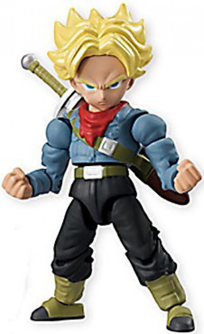 Dragon Ball Z Dragon Ball Super 66 Action Future Trunks Action Figure [Damaged Package]