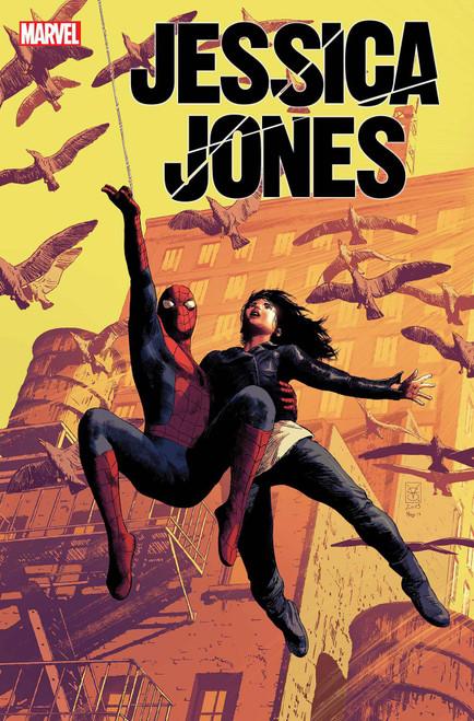 Marvel Comics Jessica Jones Blind Spot #4 of 6 Comic Book