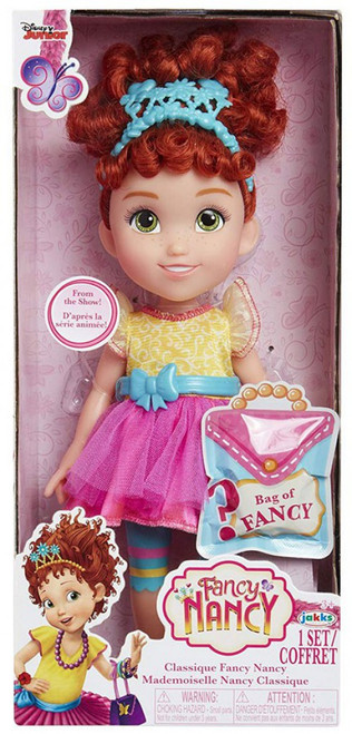 Disney Junior Fancy Nancy Classique Doll [Bag of Fancy, Damaged Package]