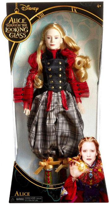 Disney Alice Through the Looking Glass Alice 11-Inch Doll [Damaged Package]