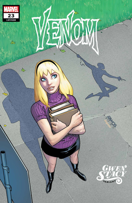 Marvel Comics Venom #23 Comic Book [Humberto Ramos Gwen Stacy Variant Cover]