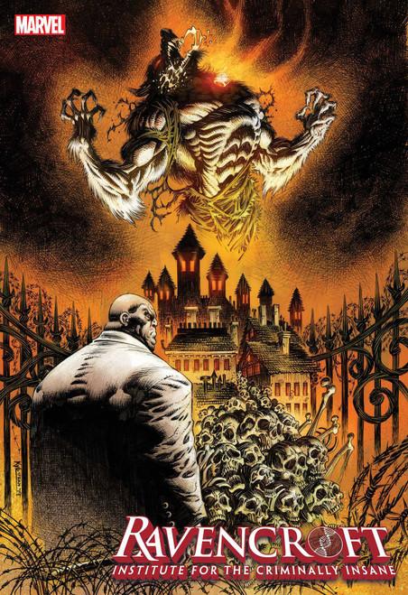 Marvel Comics Ravencroft #2 of 5 Comic Book