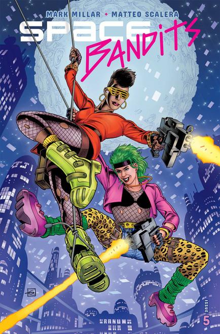 Image Comics Space Bandits #5 Comic Book [Cover C]
