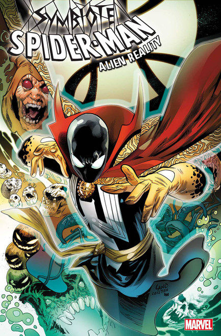 Marvel Symbiote Spider-Man #3 of 5 Alien Reality Comic Book