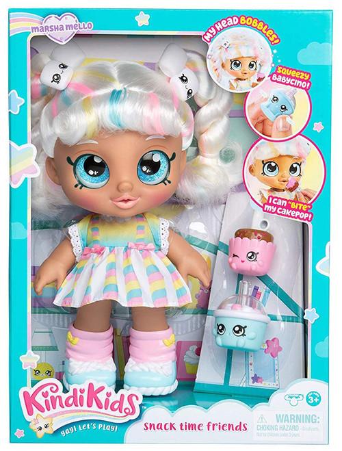 Kindi Kids Snack Time Friends Marsha Mello Doll [Damaged Package]