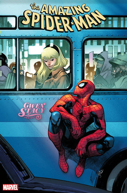 Marvel Amazing Spider-Man #39 2099 Comic Book [Pepe Larraz Gwen Stacy Variant Cover]