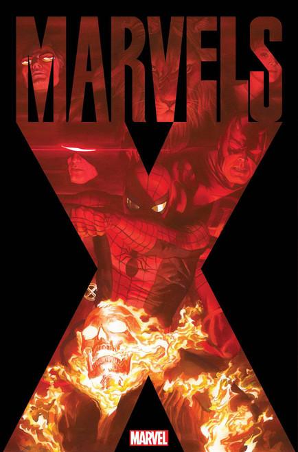 Marvel Comics Marvels X #2 of 6 Comic Book