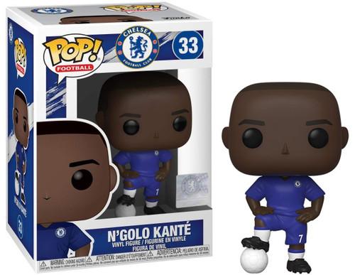 Funko Chelsea F.C. POP! Football N Golo Kante Vinyl Figure