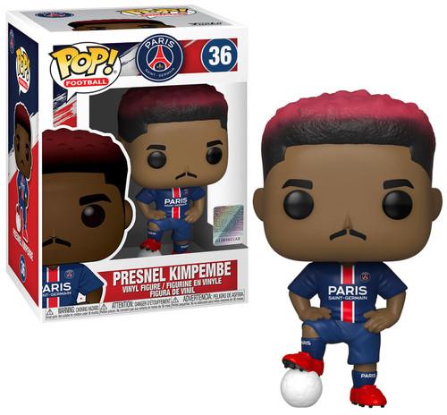 Funko Paris Saint-Germain F.C. POP! Football Presnel Kimpembe Vinyl Figure