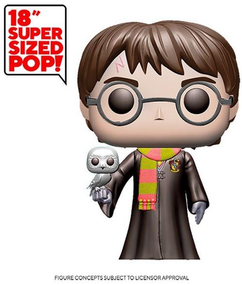 Funko POP! Movies Harry Potter 18-Inch Vinyl Figure [Super-Sized]