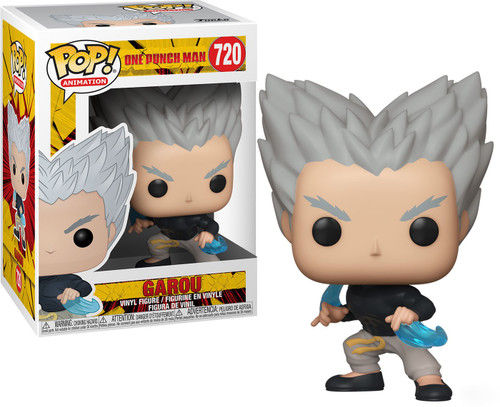 Funko One Punch Man POP! Anime Garou Flowing Water Vinyl Figure #720