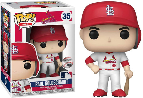 Funko MLB Arizona Cardinals POP! Sports Baseball Paul Goldschmidt Vinyl Figure