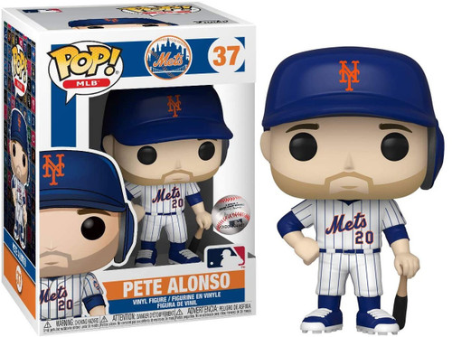 Funko MLB New York Mets POP! Sports Baseball Pete Alonso Vinyl Figure