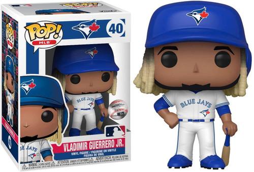 Funko MLB Toronto Blue Jays POP! Sports Baseball Vladimir Guerrero Jr. Vinyl Figure
