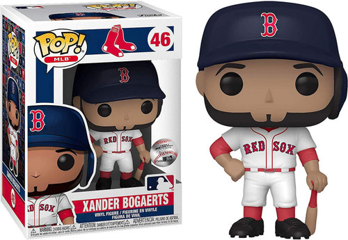 Funko MLB Boston Red Sox POP! Sports Baseball Xander Bogaerts Vinyl Figure