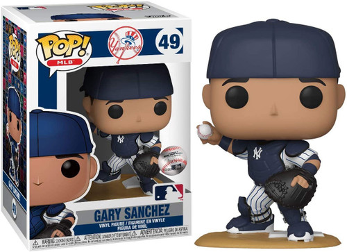 Funko MLB New York Yankees POP! Sports Baseball Gary Sanchez Vinyl Figure