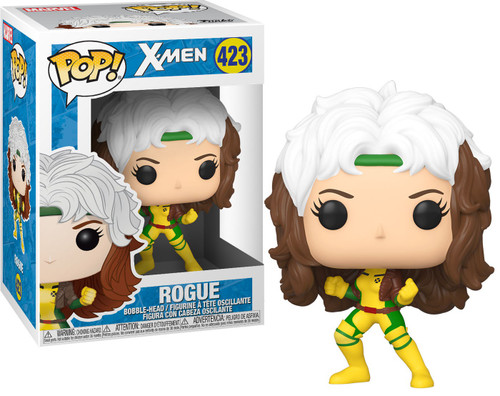 Funko X-Men Classic POP! Marvel Rogue Vinyl Figure