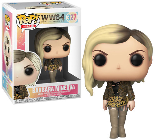 Funko DC Wonder Woman 1984 POP! Movies Barbara Minerva Vinyl Figure