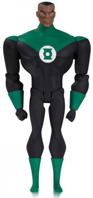 Justice League Animated Green Lantern Action Figure