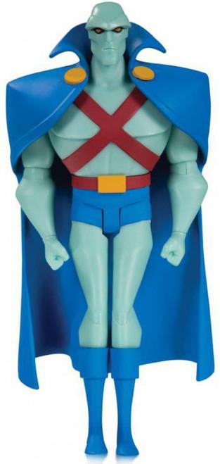 Justice League Animated Martian Manhunter Action Figure