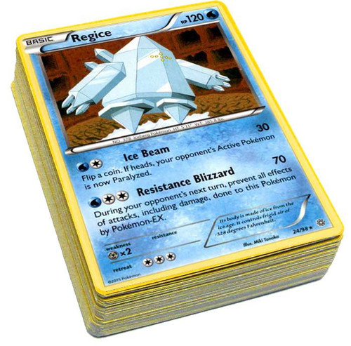 Pokemon Trading Card Game Ancient Origins LOT of 50 Single Cards