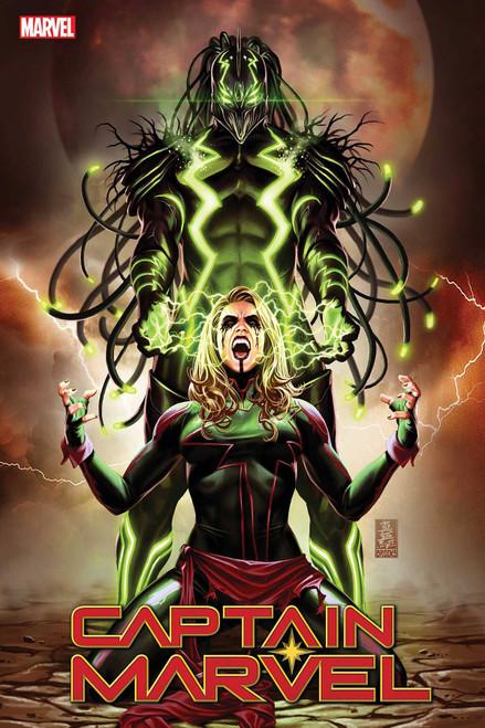 Marvel Comics Captain Marvel #15 Comic Book