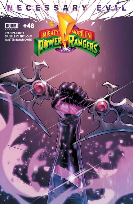 Boom Studios Mighty Morphin Power Rangers #48 Necessary Evil Comic Book