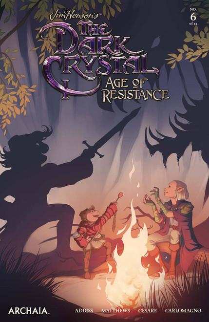 Boom Studios Jim Henson Dark Crystal #6 Age of Resistance Comic Book [Cover A]
