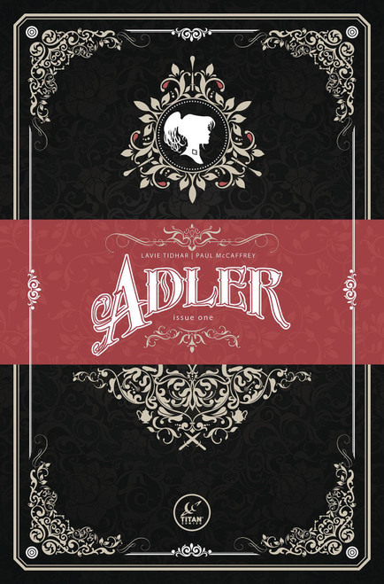Titan Comics Adler #1 Comic Book [Victorian Homage Cover C]