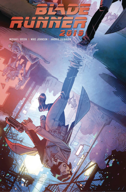 Titan Comics Blade Runner 2019 #7 Comic Book [John McCrea Cover A]