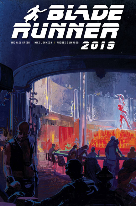 Titan Comics Blade Runner 2019 #7 Comic Book [Syd Mead Cover B]