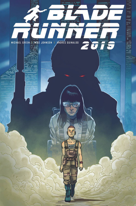 Titan Comics Blade Runner 2019 #7 Comic Book [Andres Guinaldo Cover C]