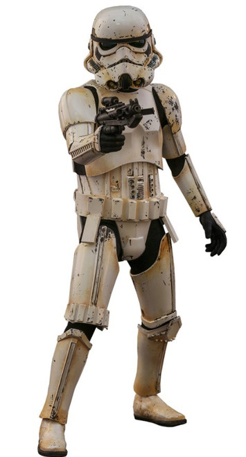 Star Wars The Mandalorian Remnant Stormtrooper Collectible Figure