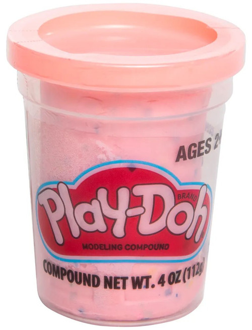 Play-Doh Confetti Pink 4 Ounce
