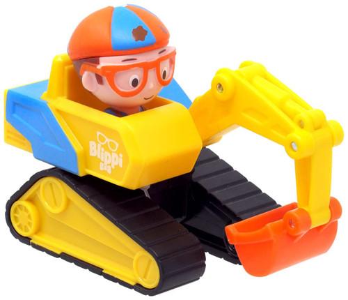 Blippi Excavator Mini Vehicle
