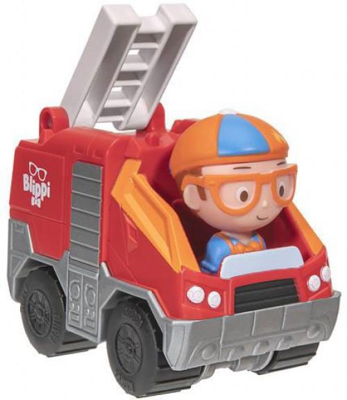 Blippi Firetruck Mini Vehicle