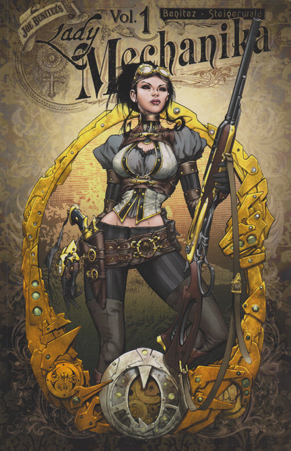 Benitez Productions Lady Mechanika Volume 1 Trade Paperback Comic Book