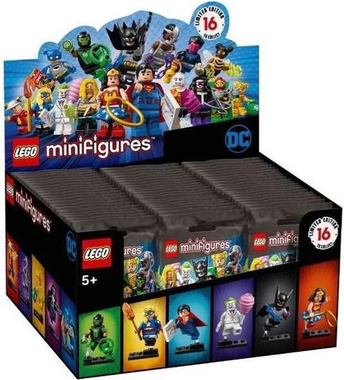 LEGO Minifigures DC Mystery Box [60 Packs]