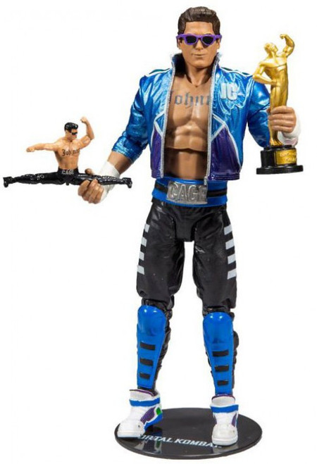 McFarlane Toys Mortal Kombat 11 Series 2 Johnny Cage Action Figure