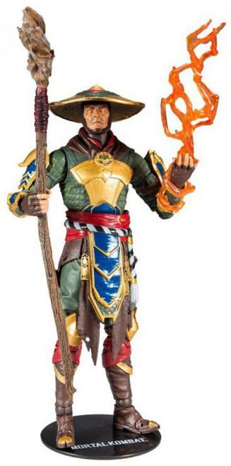 McFarlane Toys Mortal Kombat 11 Series 2 Raiden Action Figure